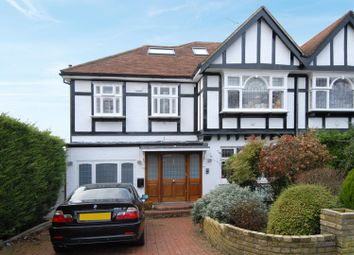Thumbnail 6 bed semi-detached house for sale in Deansway, London