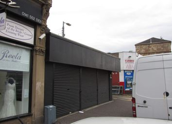 Thumbnail Retail premises to let in 181 Gallowgate, Glasgow