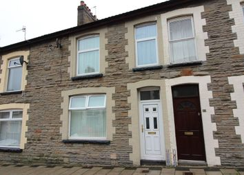 Thumbnail 3 bed terraced house for sale in Melin Street, Cwmfelinfach, Ynysddu, Newport