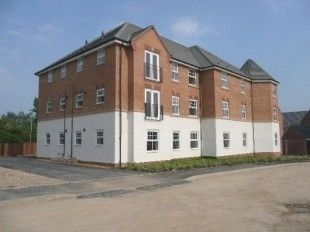 Thumbnail 2 bed flat to rent in Conyger Close, Great Oakley, Corby, Northamptonshire