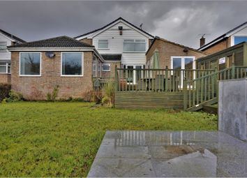 Thumbnail 6 bed detached house for sale in Leaventhorpe Lane, Bradford