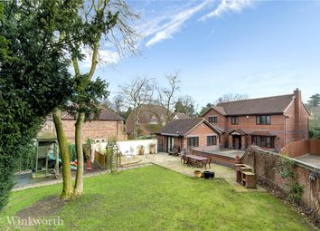 Thumbnail 5 bed detached house for sale in Orchard Park, Coddington, Newark