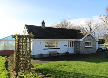 Thumbnail 3 bed detached bungalow for sale in Maesymeillion, Llandysul