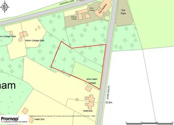 Thumbnail Land for sale in Alms Heath, Ockham, Woking
