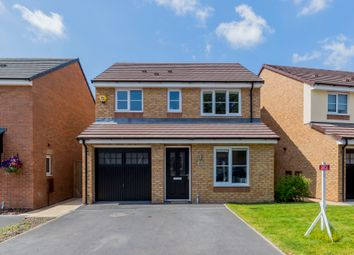 Thumbnail 3 bed detached house to rent in Bambury Drive, Talke, Stoke-On-Trent