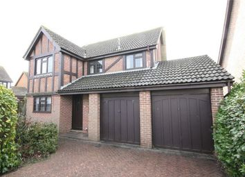 Thumbnail 4 bed detached house for sale in Oakfield Way, Little Common, Bexhill On Sea