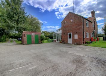 Thumbnail 4 bed detached house for sale in The Common, Burgh Le Marsh, Skegness