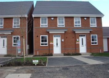 Thumbnail 2 bed terraced house to rent in Willis Place, Worcester