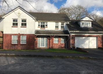 Thumbnail 5 bed detached house to rent in Dan Y Deri, Glanamman, Ammanford