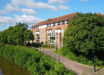 Thumbnail 2 bed flat for sale in Dellers Wharf, Taunton