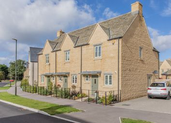 Thumbnail 2 bed end terrace house for sale in Roseblade Walk, Tetbury