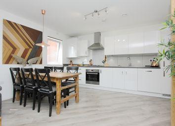 Thumbnail 1 bed flat for sale in Robertson Way, Basingstoke
