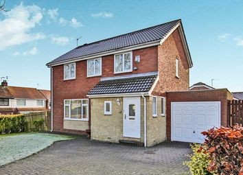 Thumbnail 4 bed detached house for sale in Broadway, Chester Le Street