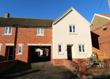 Thumbnail 2 bed property for sale in Pleasant Place, Beccles