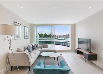 Thumbnail 3 bed flat to rent in Hurlingham Apartments, Fulham, London