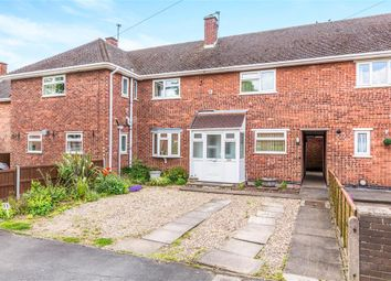 Thumbnail 3 bed terraced house for sale in Poplar Road, Loughborough