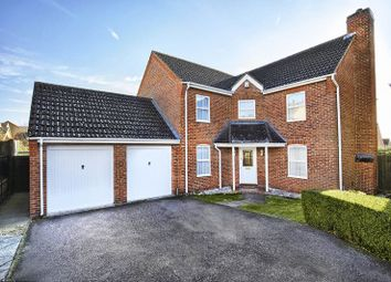 Thumbnail 4 bed detached house for sale in Wells Close, Cheshunt, Waltham Cross