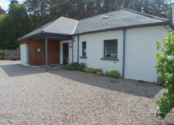 Thumbnail 4 bed detached house for sale in Inchblane, Golf Course Road, Blairgowrie