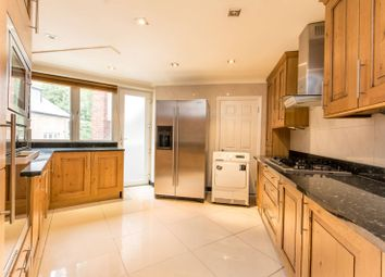 Thumbnail 4 bed flat to rent in Abbey Road, St John's Wood