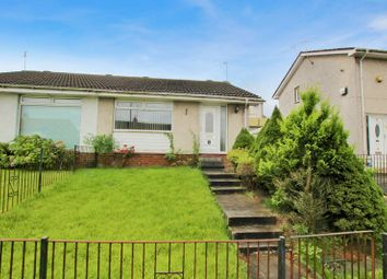 Thumbnail 2 bedroom semi-detached bungalow for sale in Cambourne Road, Chryston, Glasgow