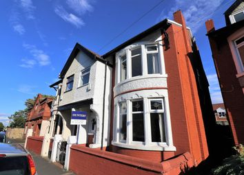 Thumbnail 4 bed semi-detached house for sale in Montpellier Crescent, Wallasey