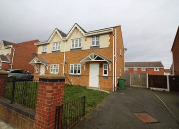 Thumbnail 3 bed semi-detached house to rent in Alderwood Avenue, Speke, Liverpool