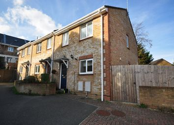 Thumbnail 3 bed semi-detached house to rent in The Sidings, Cowes