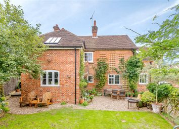 Thumbnail 3 bedroom detached house for sale in The Street, North Warnborough, Hook, Hampshire