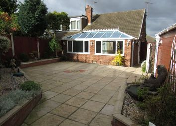 Thumbnail 2 bed semi-detached bungalow for sale in Marples Avenue, Mansfield Woodhouse, Nottinghamshire