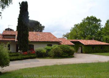 Thumbnail 6 bed villa for sale in Saint Medard, Midi-Pyrenees, 31360, France