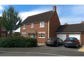 Thumbnail 4 bed detached house for sale in Southwold Close, Swindon