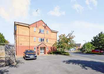 Thumbnail 1 bed flat to rent in Blenheim House Fontwell Road, Branston, Burton-On-Trent