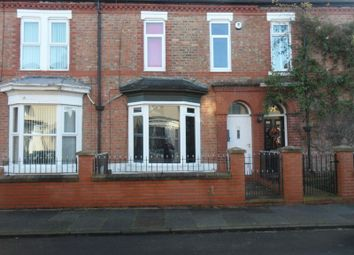 Thumbnail 3 bed terraced house to rent in Walter Street, Stockton-On-Tees