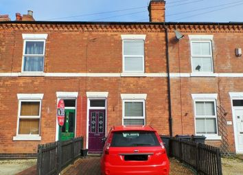 Thumbnail 2 bed terraced house for sale in Sheffield Road, Boldmere, Sutton Coldfield