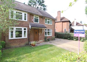 Thumbnail 4 bed semi-detached house to rent in North Approach, Moor Park Estate, Northwood