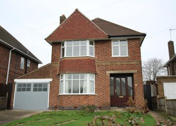 Thumbnail 3 bed detached house to rent in Burnside Drive, Bramcote, Nottingham