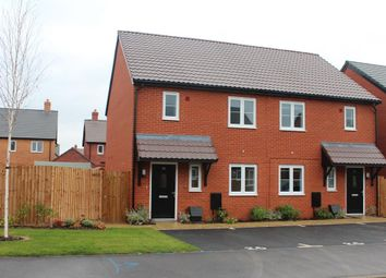 Thumbnail 3 bedroom semi-detached house for sale in Star Drive, Waterbeach, Cambridge