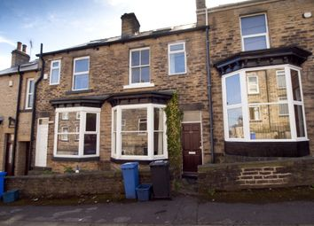 Thumbnail 4 bed terraced house to rent in Beehive Road, Crookesmoor, Sheffield