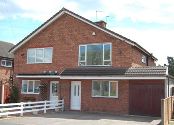 Thumbnail 3 bed semi-detached house for sale in Deer Park Road, Fazeley, Tamworth