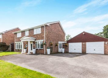 Thumbnail 4 bed detached house for sale in Tadley Hill, Tadley