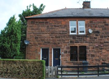 Thumbnail 1 bed flat for sale in Millburn Avenue, Dumfries