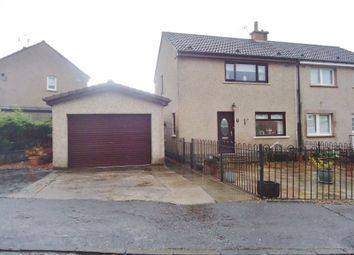 Thumbnail 2 bed terraced house for sale in Muirside Road, Tullibody, Alloa