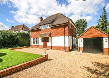 Thumbnail 3 bed detached house to rent in Farm Lane, East Horsley, Leatherhead