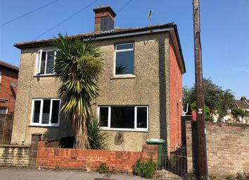 Thumbnail 2 bed semi-detached house for sale in Henry Road, Freemantle, Southampton