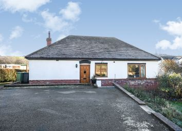 Thumbnail 2 bedroom detached bungalow for sale in The Hill, Glapwell, Chesterfield