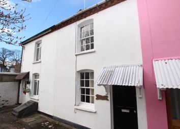 Thumbnail 2 bed terraced house to rent in Springfield Place, Green Street, Hereford