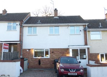 Thumbnail 3 bed terraced house for sale in Merestone Road, Hereford