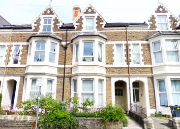 Thumbnail 3 bedroom flat for sale in Claude Road, Roath, Cardiff
