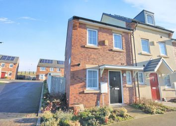 Thumbnail 2 bed town house for sale in Clover Hill Drive, Loftus, Saltburn-By-The-Sea