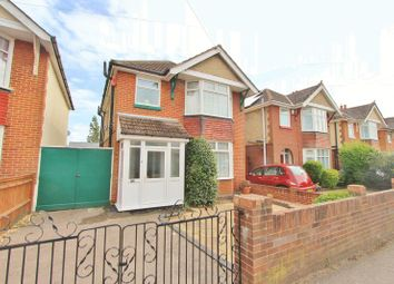 Thumbnail 3 bedroom detached house for sale in Upper Weston Lane, Southampton